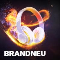 Logo of radio station FFH BRANDNEU