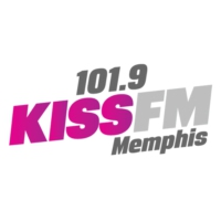 Logo of radio station KWNW 101.9 Kiss FM