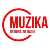 Logo of radio station Rádio Muzika