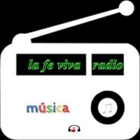 Logo of radio station la fe viva radio