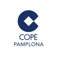 Logo of radio station COPE Pamplona