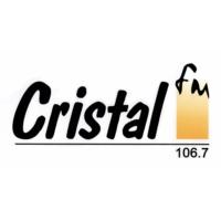 Logo de la radio Cristal Fm 106.7