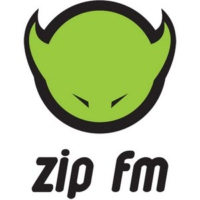 Logo of radio station Zip FM