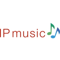Logo of radio station IP Music