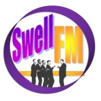 Logo de la radio Swell FM
