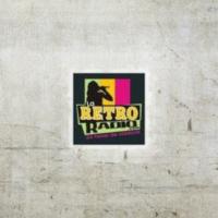 Logo of radio station La Retro Radio
