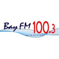 Logo of radio station Bay FM 100.3