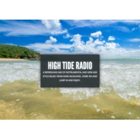 Logo de la radio High Tide Radio