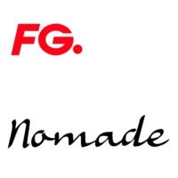Logo of radio station FG NOMADE