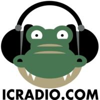 Logo of radio station IC Radio