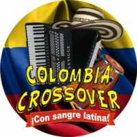 Logo of radio station Colombia Crossover