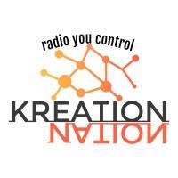 Logo de la radio KREATION NATION