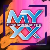 Logo of radio station MYXX FM (MIX FM Dallas)