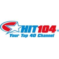 Logo of radio station Hit104
