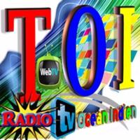 Logo of radio station Radio Tv ocean indien