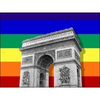 Logo de la radio Paris Gay FM