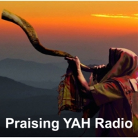 Logo of radio station Praising YAH Radio
