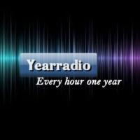 Logo of radio station yearradio