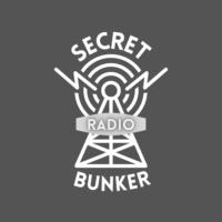 Logo of radio station Secret Radio Bunker