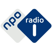 Logo of radio station NPO Radio 1
