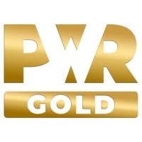 Logo of radio station Power Gold