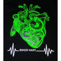 Logo of radio station Biker Hart Radio Station