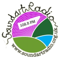 Logo of radio station Soundart Radio 102.5 FM