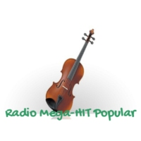 Logo of radio station Radio Mega-HiT Popular