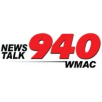 Logo of radio station WMAC AM 940