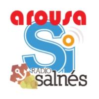 Logo of radio station Arousa Si Radio