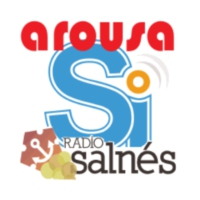 Logo of radio station Arousa Si Radio