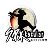 Logo de la radio Espectacular 91.7 FM
