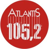 Logo de la radio Atlantis 105.2 FM