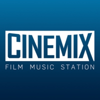 Logo of radio station Cinemix