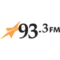Logo of radio station WAKW STAR 93.3 FM