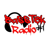 Logo of radio station BassTek Radio #1