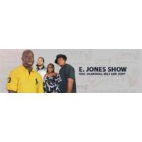 Logo de la radio The E.Jones Show