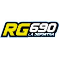Logo de la radio XERG-AM La Deportiva 690