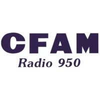 Logo de la radio CFAM Radio 950
