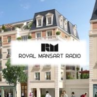 Logo of radio station Royal Radio