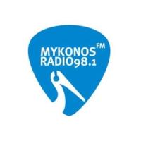 Logo de la radio Mykonos FM 98,1