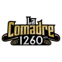 Logo de la radio XEL-AM La Comadre 1260 AM