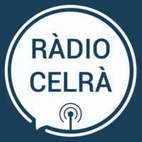 Logo of radio station Ràdio Celrà