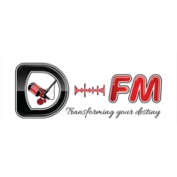 Logo of radio station Deep FM