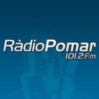Logo of radio station Ràdio Pomar 101.2 FM
