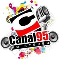 Logo of radio station Radio Canal 95