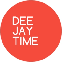 Logo of radio station DEEJAY Time