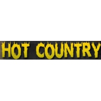 Logo of radio station Hot Country