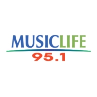 Logo of radio station MusicLife Radio 95.1