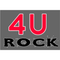 Logo of radio station 4U Hard FM